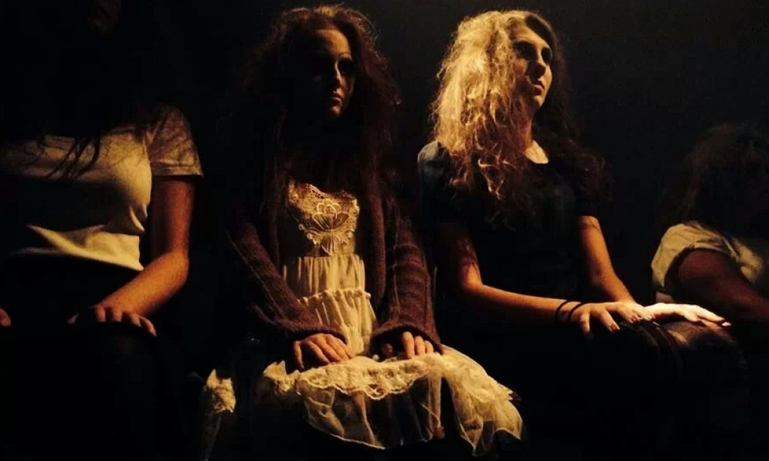 'Be afraid of the dark' Youth Theatre production