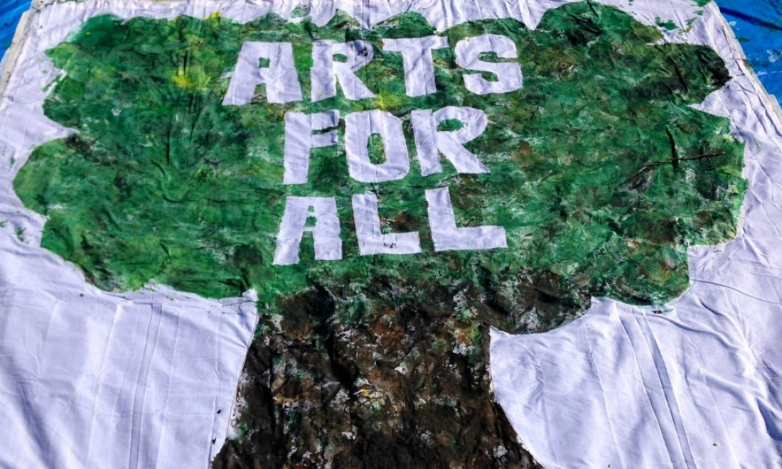 Arts For All!